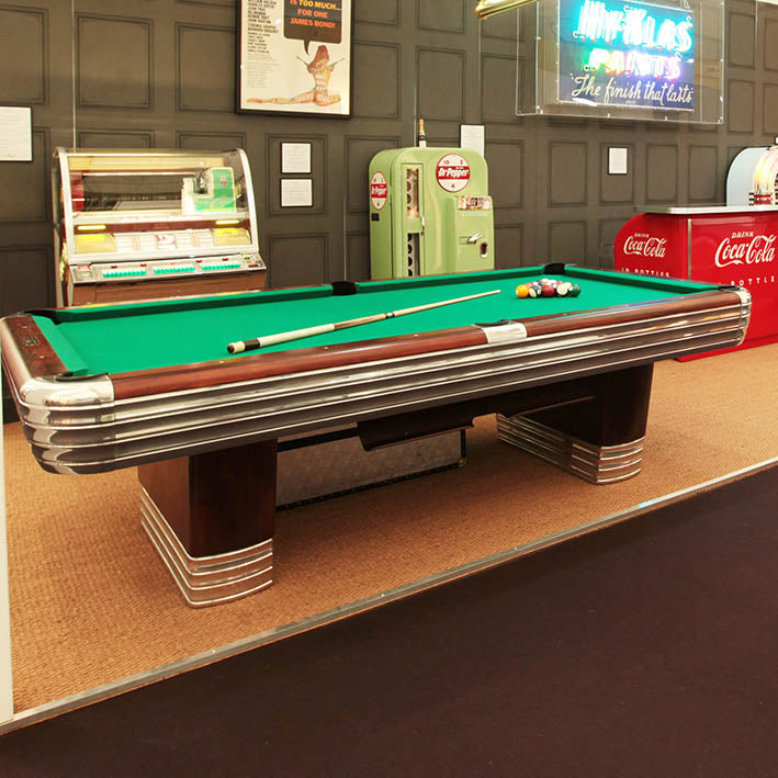 8ft Brunswick Centennial American Pool Table
