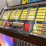 Original Seeburg M100C Vinyl Jukebox