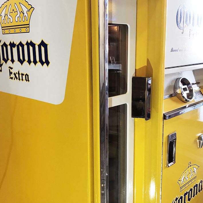 Corona Beer Vending Machine