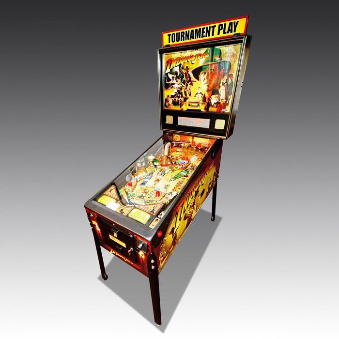 Stern's Indiana Jones Pinball Machine