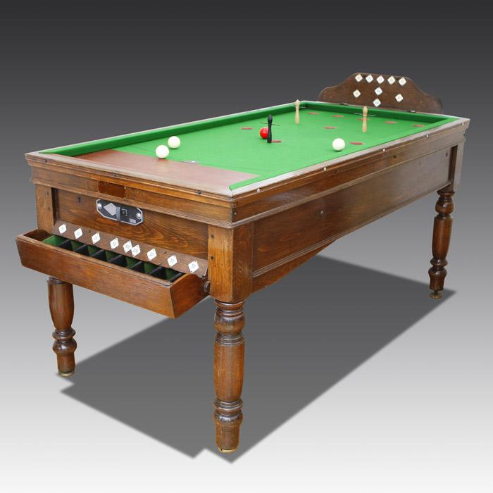 Jelkes Bar Billiards Table