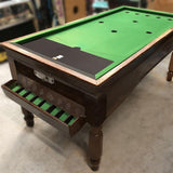 Jelkes Bar Billiards Table Oak