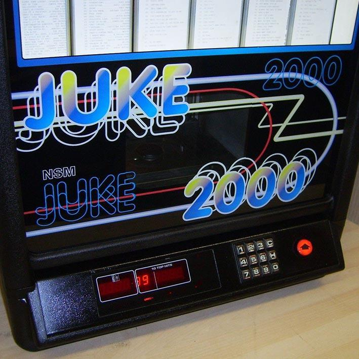 NSM Juke 2000 CD Jukebox 'Coming Soon'