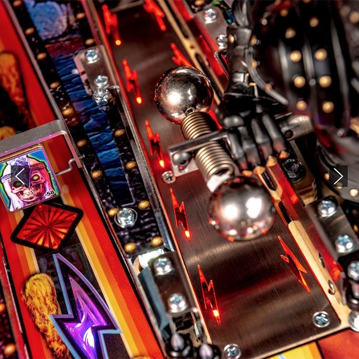 The Black Knight Limited Edition Pinball Machine