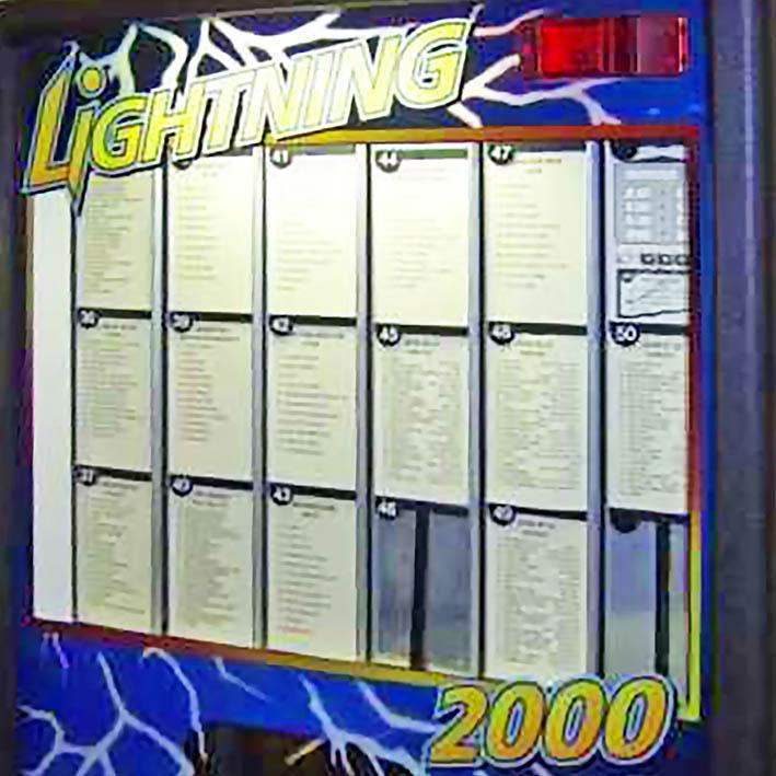NSM Lightning 2000 CD Jukebox 'Coming Soon'