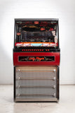 Sound Leisure Vinyl Long Player LP Jukebox Black & Red