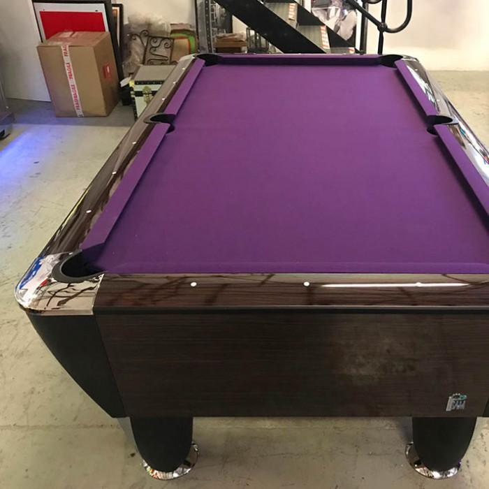 Sam Leisure Magno Champion American Pool Table Borneo Gloss 7ft, 8ft, 9ft
