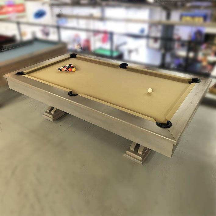 Ex-display Number Ten Bespoke Pool Table by Waldersmith