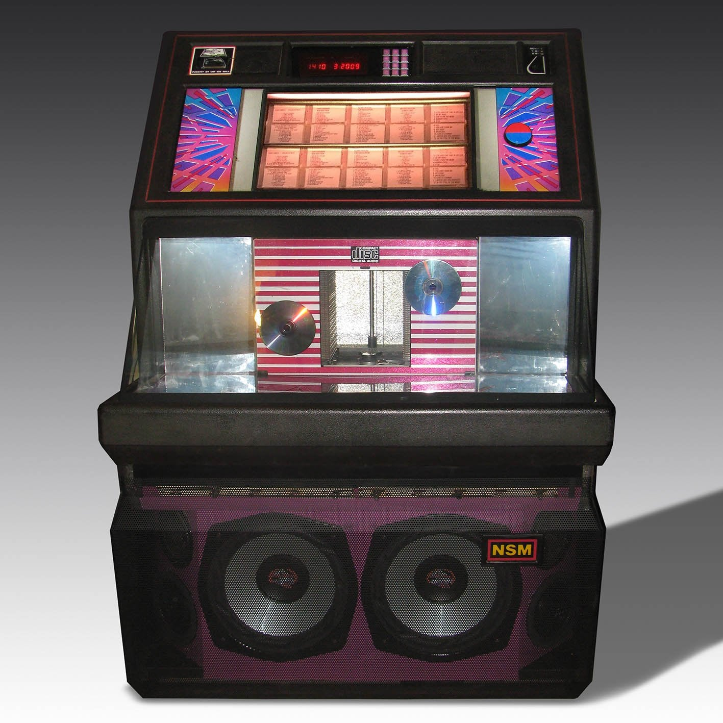 NSM Galaxy jukebox