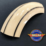 Upper Curve Cream Plastic