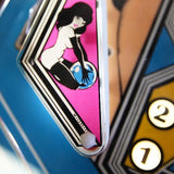 1978 Vintage Playboy Pinball Machine by Bally 'Coming Soon'