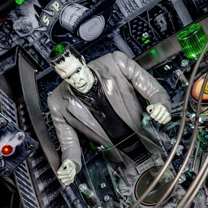 The Munsters Premium Edition Pinball Machine