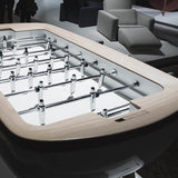 Debuchy The Pure Foosball Table in White
