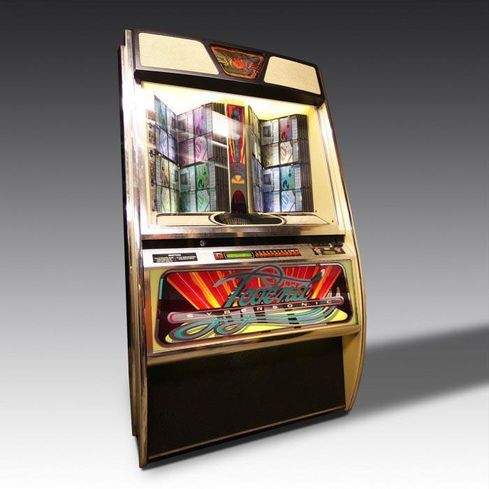 Rock-Ola 7000 Legend CD Jukebox 'Coming Soon'