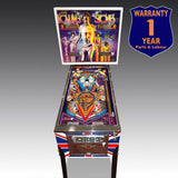 Rolling Stones Pinball table