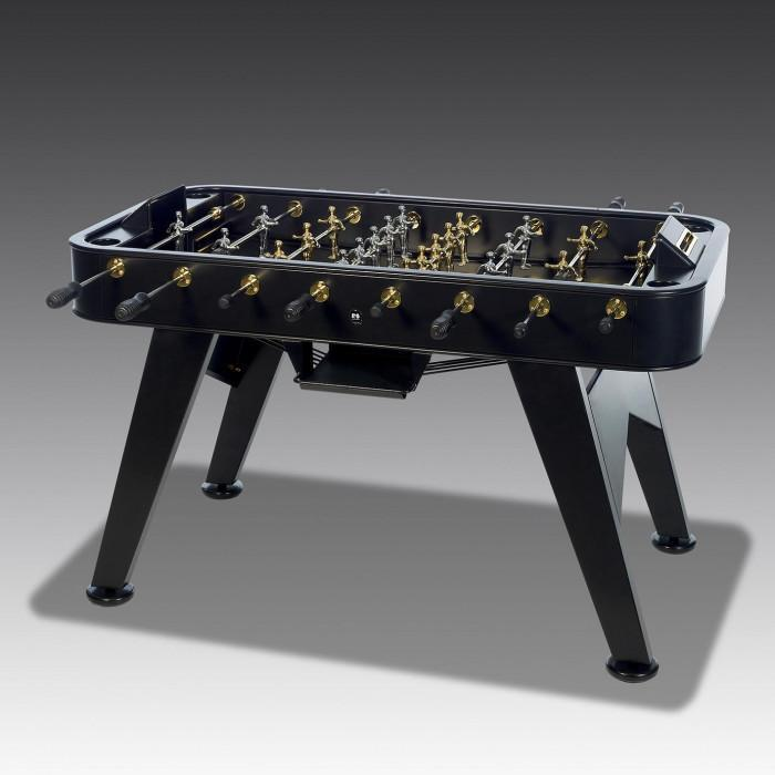 RS2 Gold Edition Foosball Table in Black Ex-Display