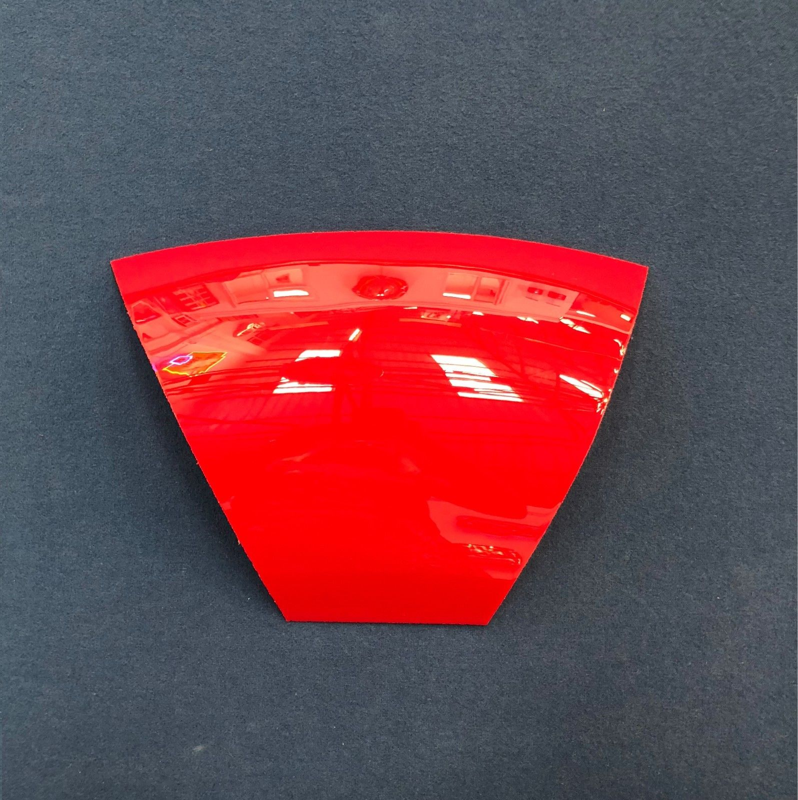 Rock-Ola Nostalgic Bubbler Top Section Red Panel