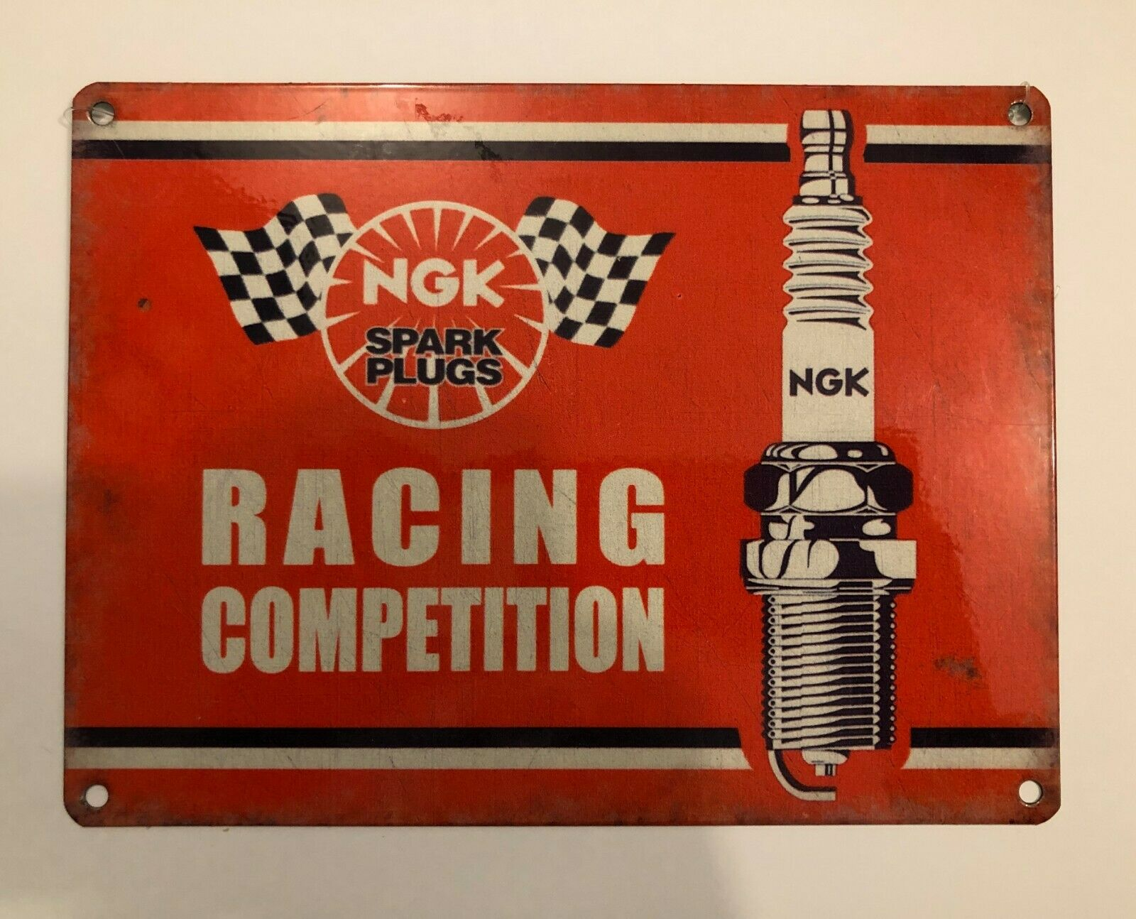 NGK Racing Competition Spark Plugs