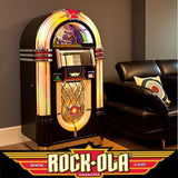 Rock-Ola Nostalgic Bubbler Outer Pilaster Cream