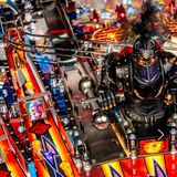 The Black Knight Pro Edition Pinball Machine