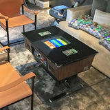 Original 1980s Space Invaders Cocktail Table