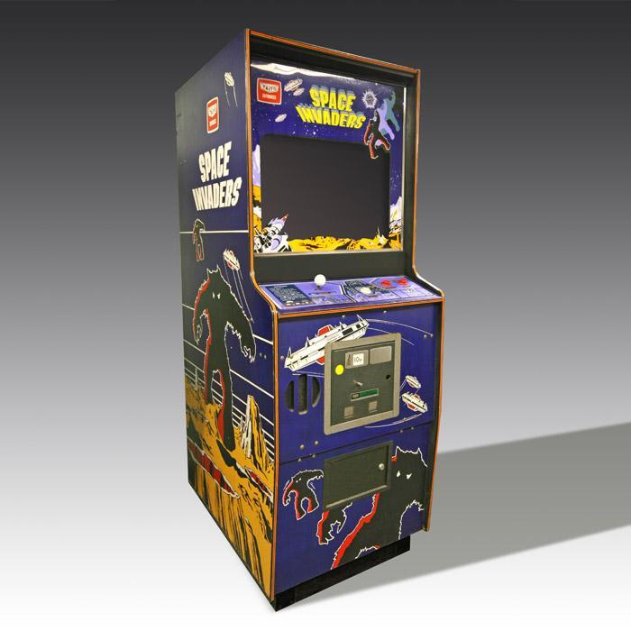 Original 1980s Space Invaders Arcade Machine 'Coming Soon'