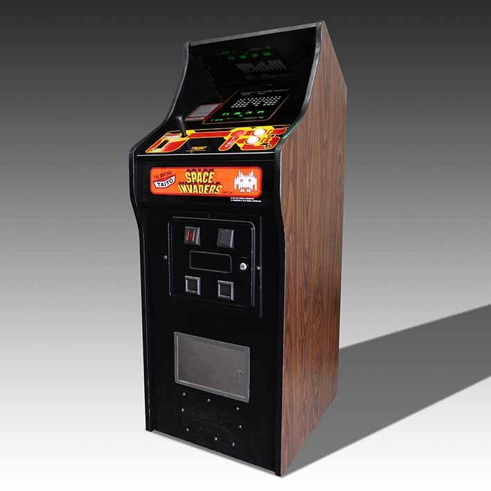 Original Taito Space Invaders Arcade Machine