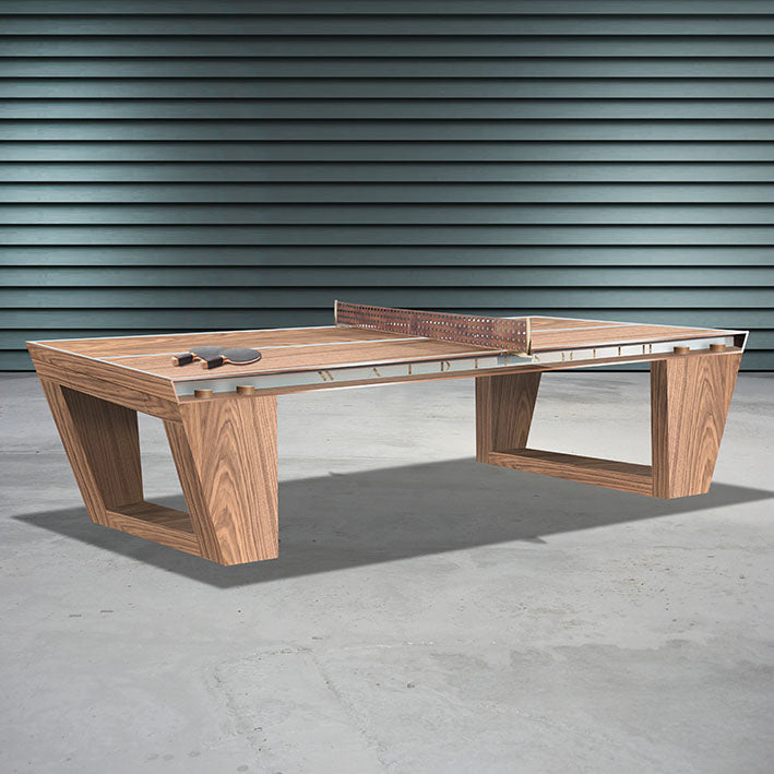 'The Straker' Bespoke Table Tennis Table by Waldersmith