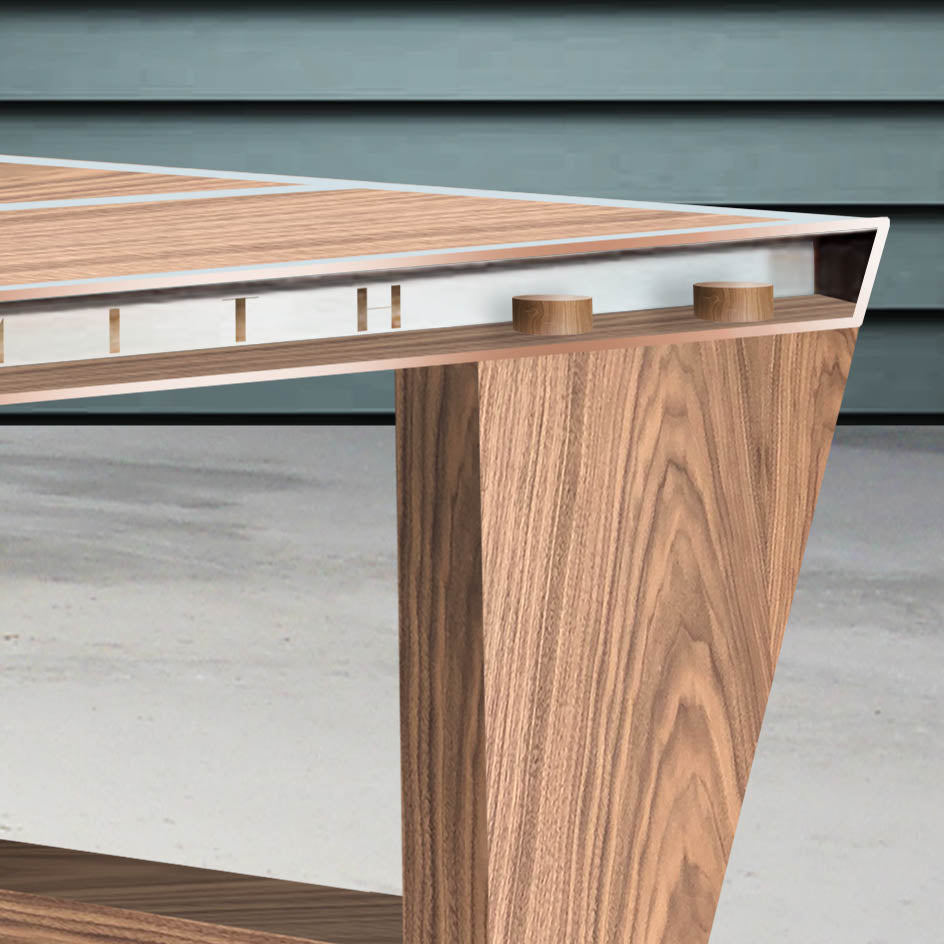 The Straker Bespoke Table Tennis Table