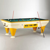 Sam Leisure Tempo American Outdoor Pool Table 7ft