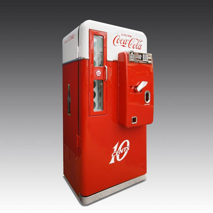 Vendo 56 Coca-Cola Machine