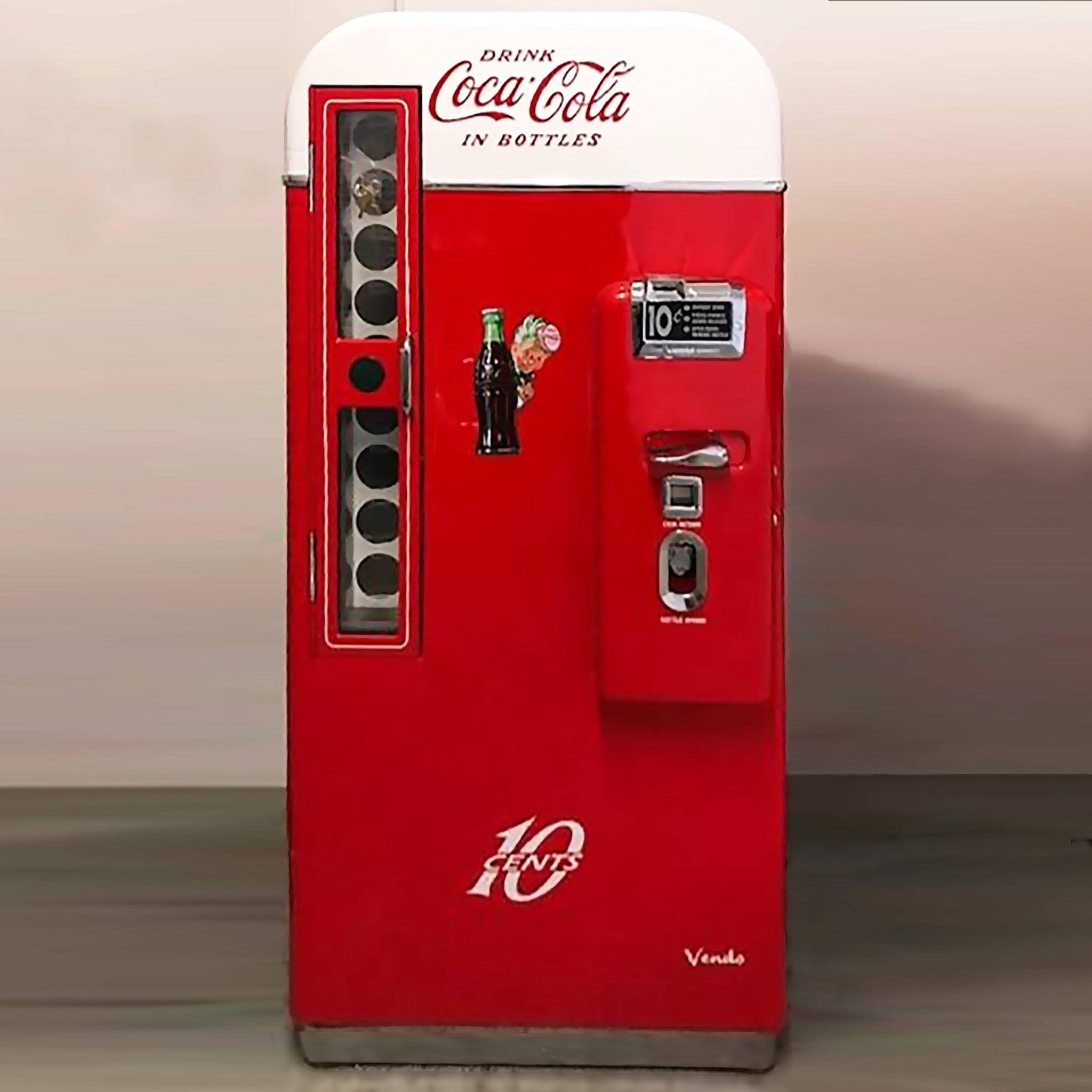 Vendo H81-A Coca-Cola Machine