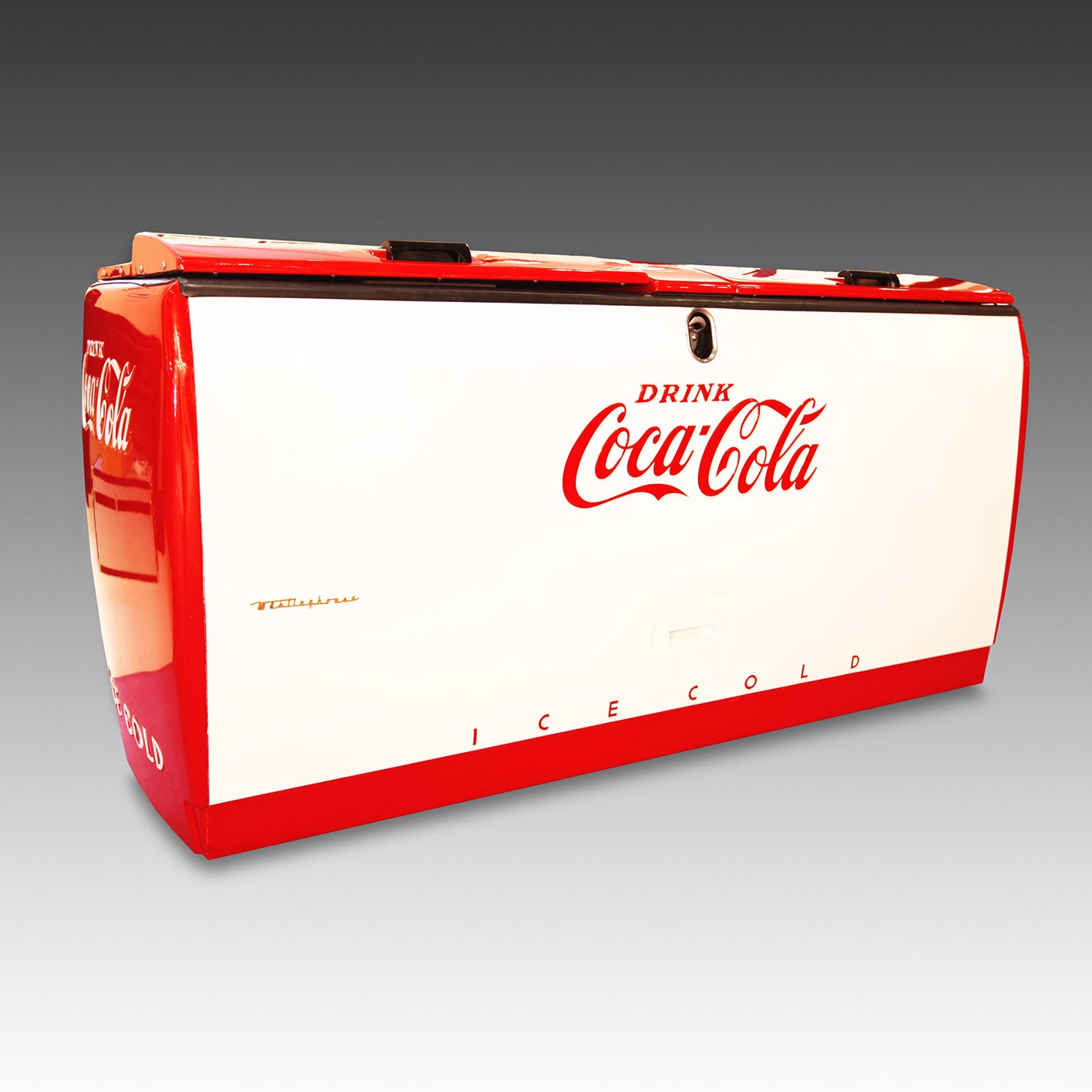 Westinghouse Coca-Cola Chest (front)