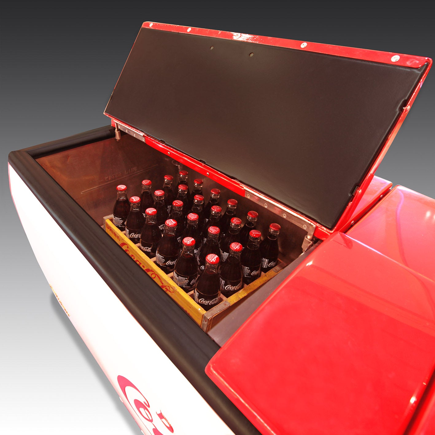 1950s Westinghouse Refrigerated Coca-Cola Chest