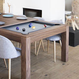 Aramith Fusion Pool Dining Table in Veneered Wood