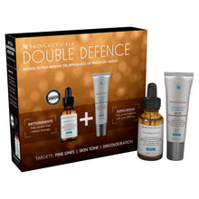 Load image into Gallery viewer, SkinCeuticals Double Defence: Phloretin CF and Brightening UV Defense SPF 30 Set