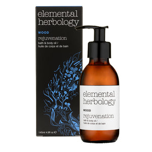 Elemental Herbology Wood Bath & Body Oil