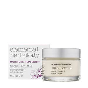 Elemental Herbology Facial Soufflé Overnight Cream