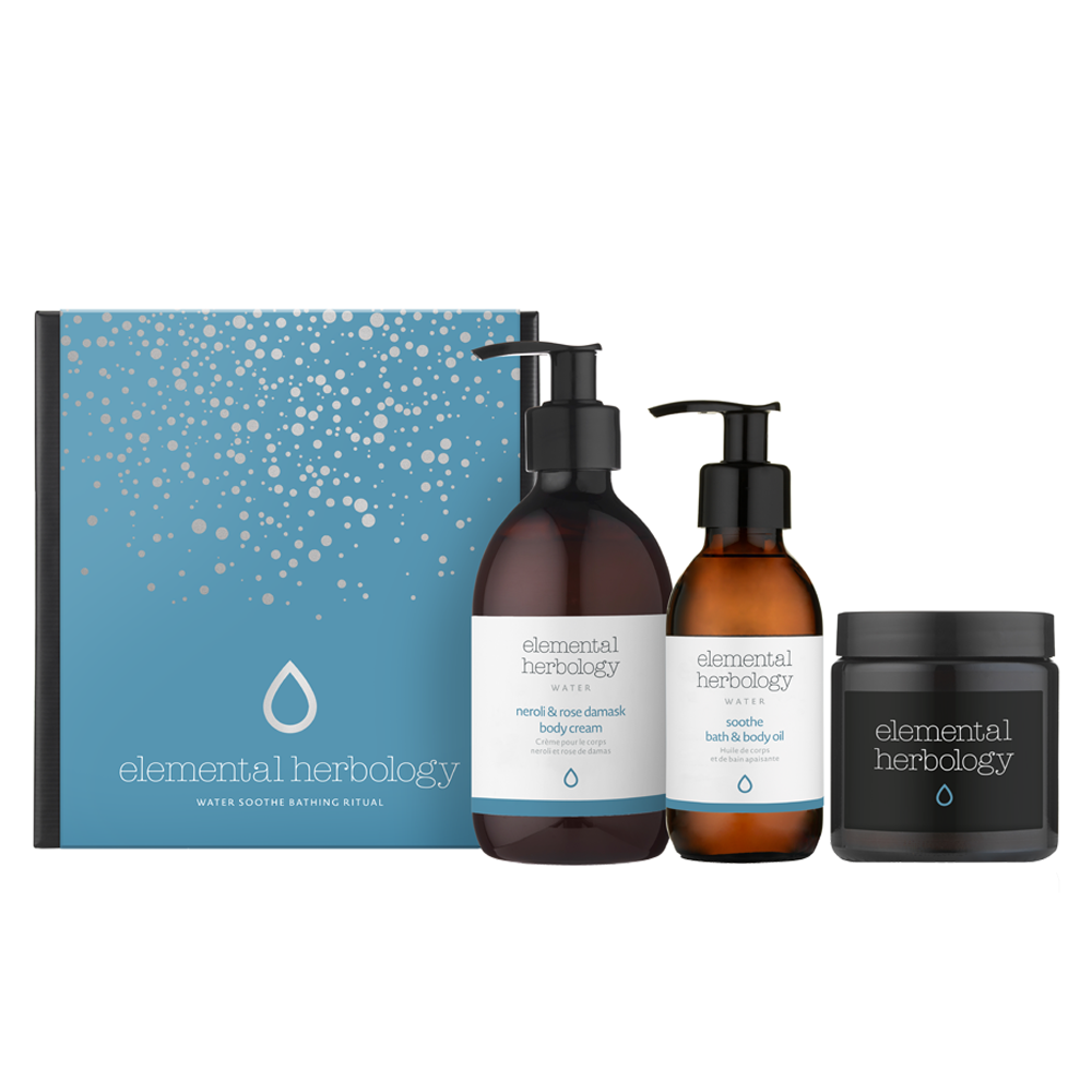 Water Soothe Bathing Ritual