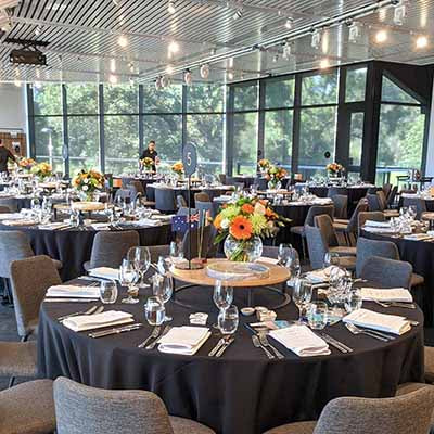 Corporate Events at The Glasshouse