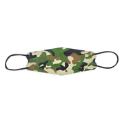 Camouflage Korean-Style Respirator 2.0 (10-Pack)