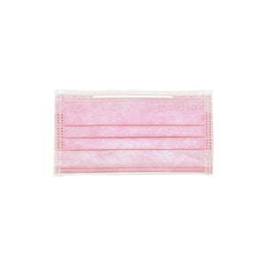 PINK 3-PLY SURGICAL FACE MASK (50-PACK)
