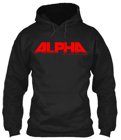 Alpha Red Edition - Hoodie