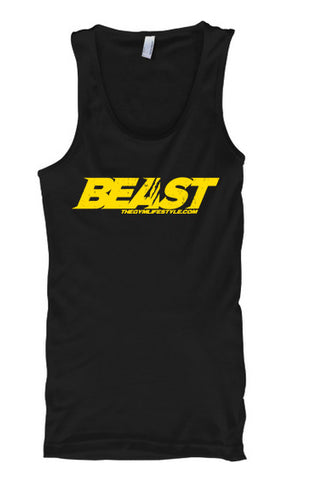 BEAST Gold edition - Tank top