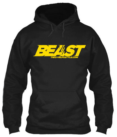 BEAST Gold edition - Hoodie