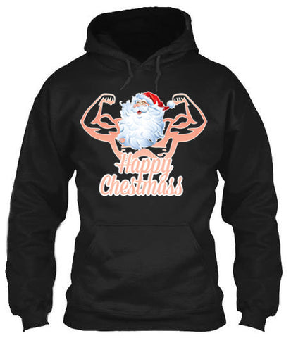 Happy Chestmass - Hoodies [Limited Edition]