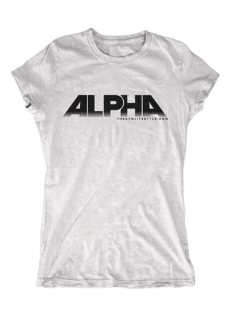 Alpha - Women's T-Shirts