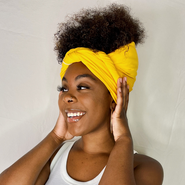 Golden Hour headwrap