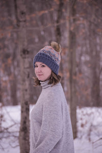 Knitting Pattern: The Hine Beanie