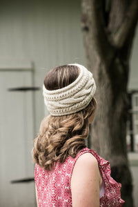 KNITTING PATTERN: The Mary Headband